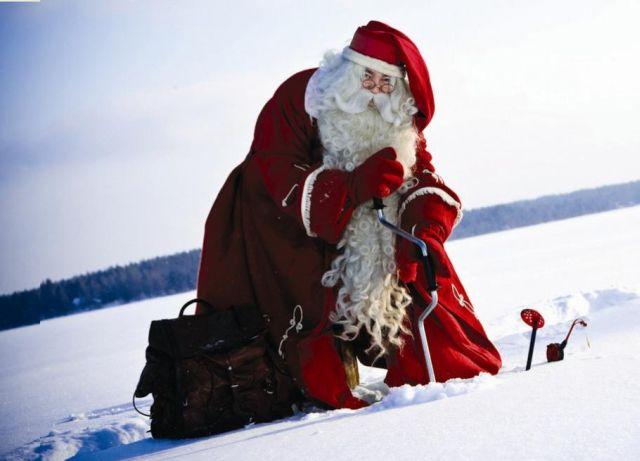 Sylwester w Wiosce Świętego Mikołaja